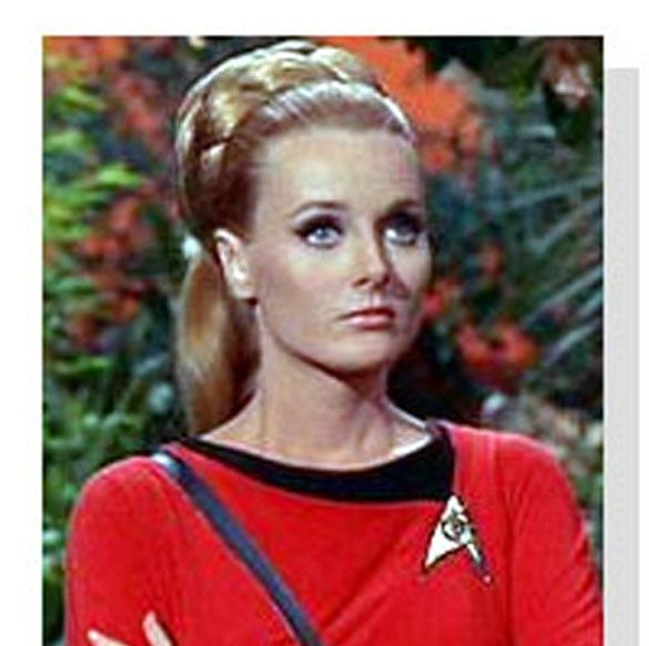 Celeste Yarnall - Romanced by Elvis on screen and renowed for her beauty