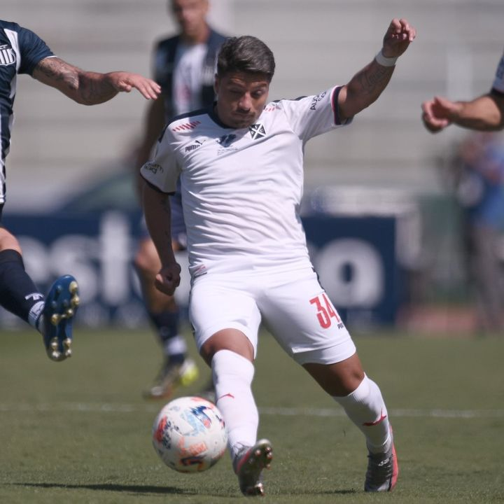 Gol de Independiente: Sebastián Palacios 2-1