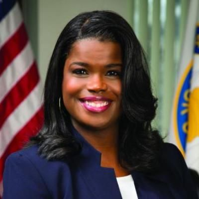 Cook County States Attorney Kim Foxx/The Drive @ 5 W/Roman