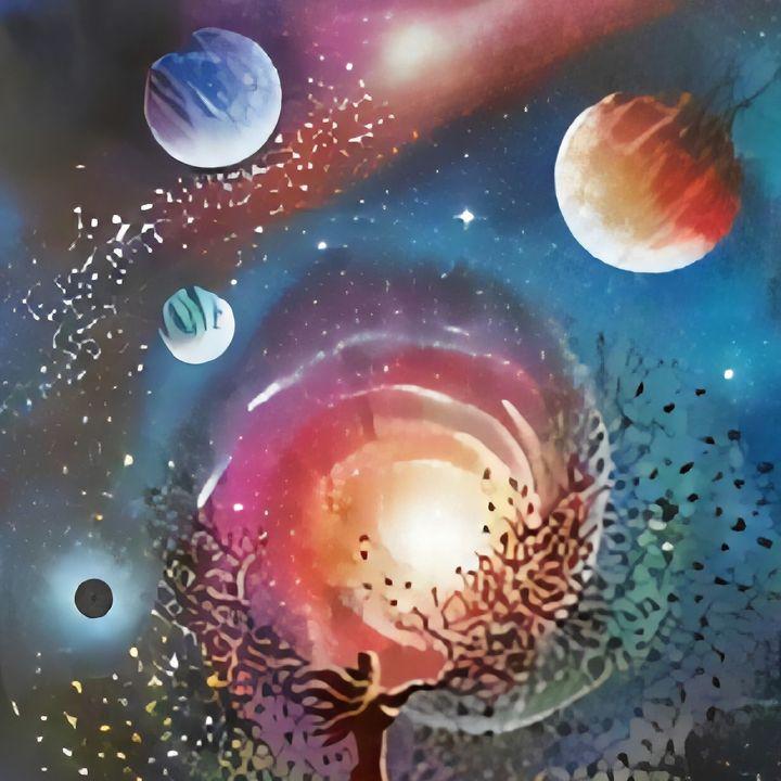Creación cuántica. El nacimiento