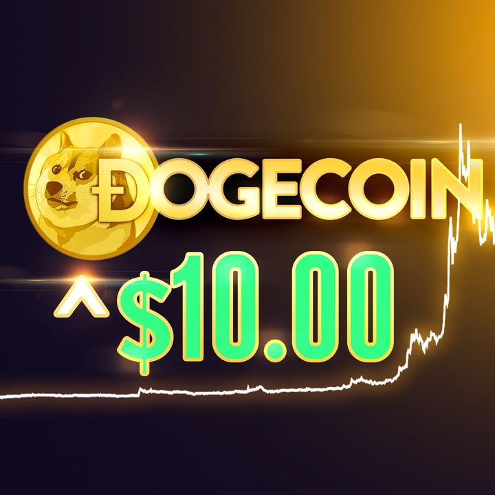 62. Dogecoin To $10 | How Consumer Sentiment & Marketing Can Take It To The Moon 🚀