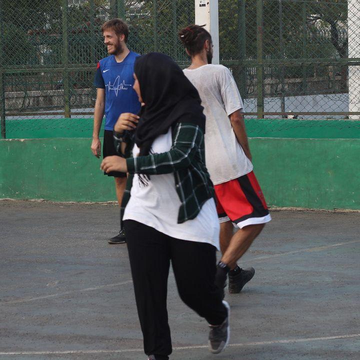 Il basket che abbatte i confini