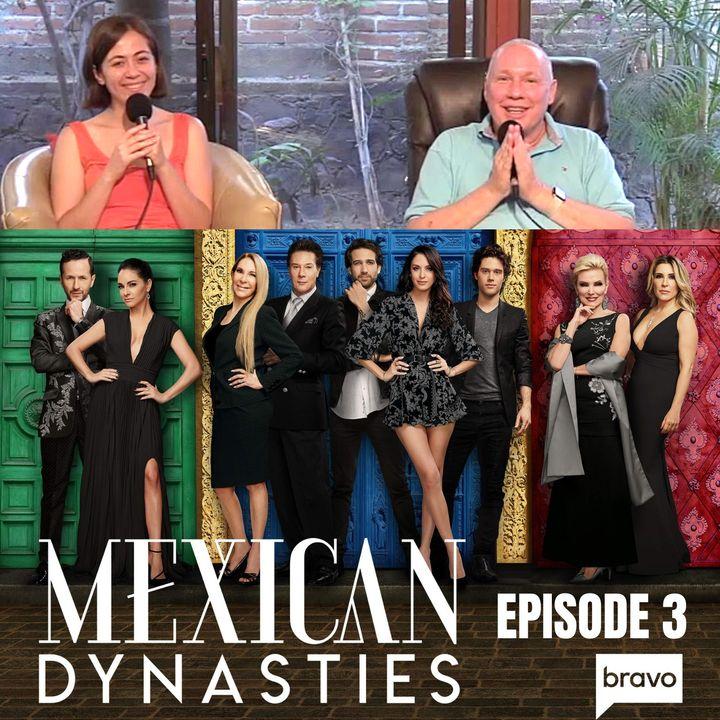 """Tv-Episodio 3 de Dinastías Mexicanas """"La Voz de la Razón"""" - Comentario de David Hoffmeister con traducción al español"""