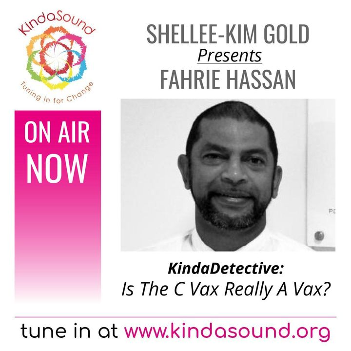 Is the C Vax Really a Vax?   Fahrie Hassan on KindaDetective with Shellee-Kim Gold