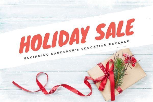 DIY GM Ep123 - Beginning Gardener's Education Package for the Smart Sustainable Gardener.