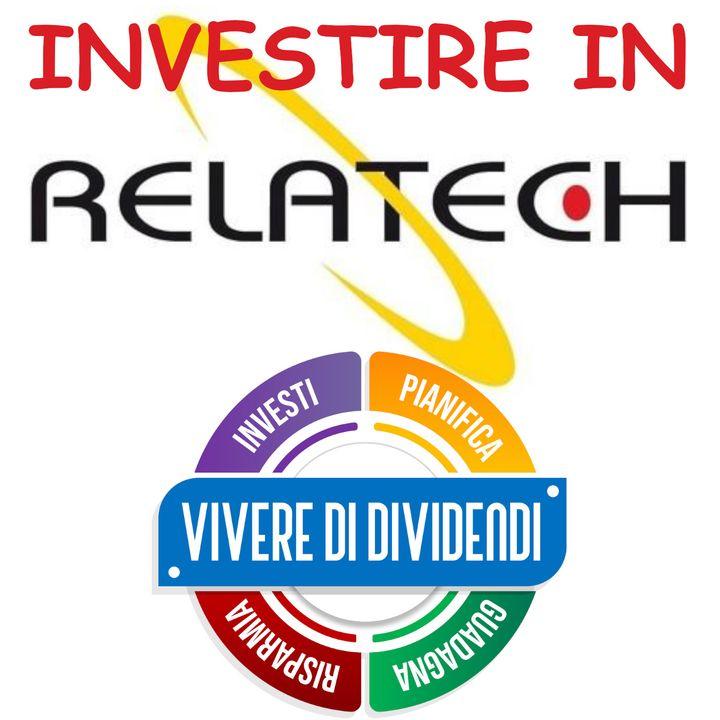 INVESTIRE IN AZIONI RELATECH - ne parliamo con il CEO Pasquale Lambardi
