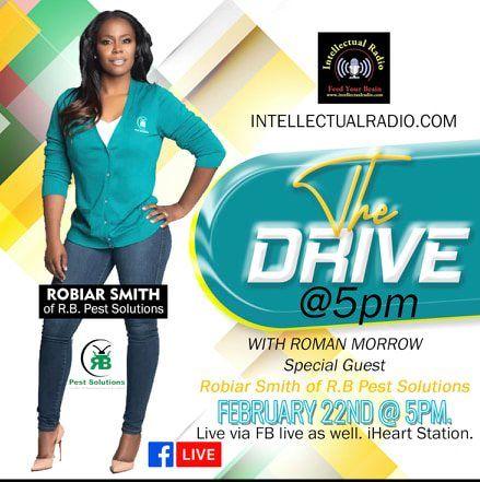 The Drive @ 5 W/ Roman