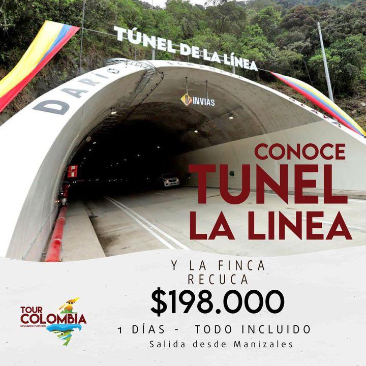 Túnel de la linea y Finca Recuca