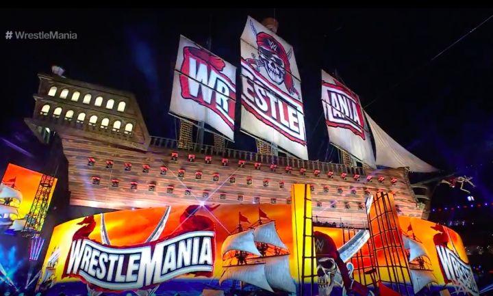 WWE WrestleMania 37 Night 1 Predictions