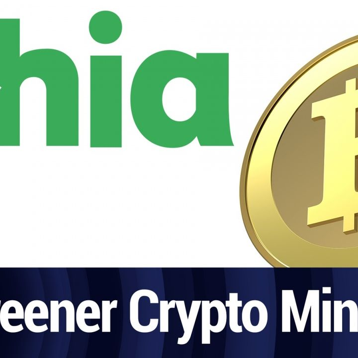 The Problem with Bitcoin's Crypto Mining and Chia's Greener Solution | TWiT Bits