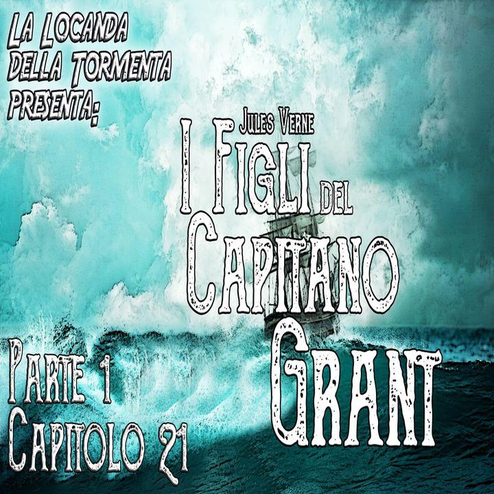 Audiolibro I figli del Capitano Grant - Jules Verne - Parte 01 Capitolo 21