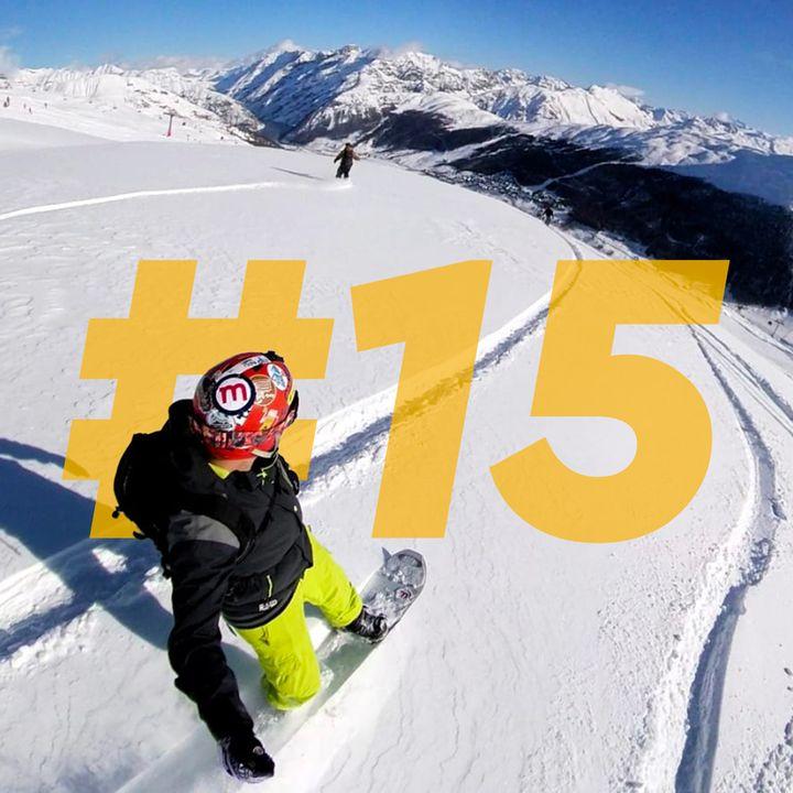 #15 MUSICA - Cosa ascolti mentre vai in snowboard?