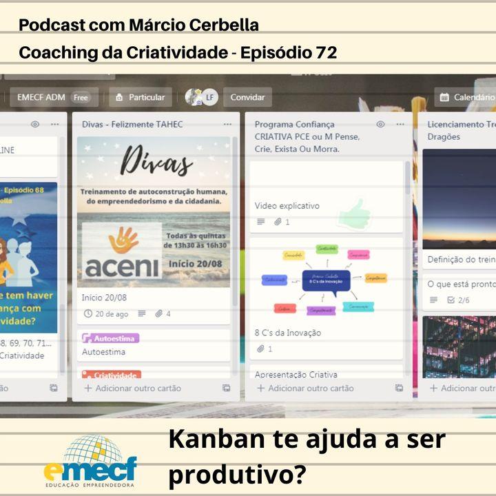 Episódio 72 - Kanban te ajuda a ser produtivo?