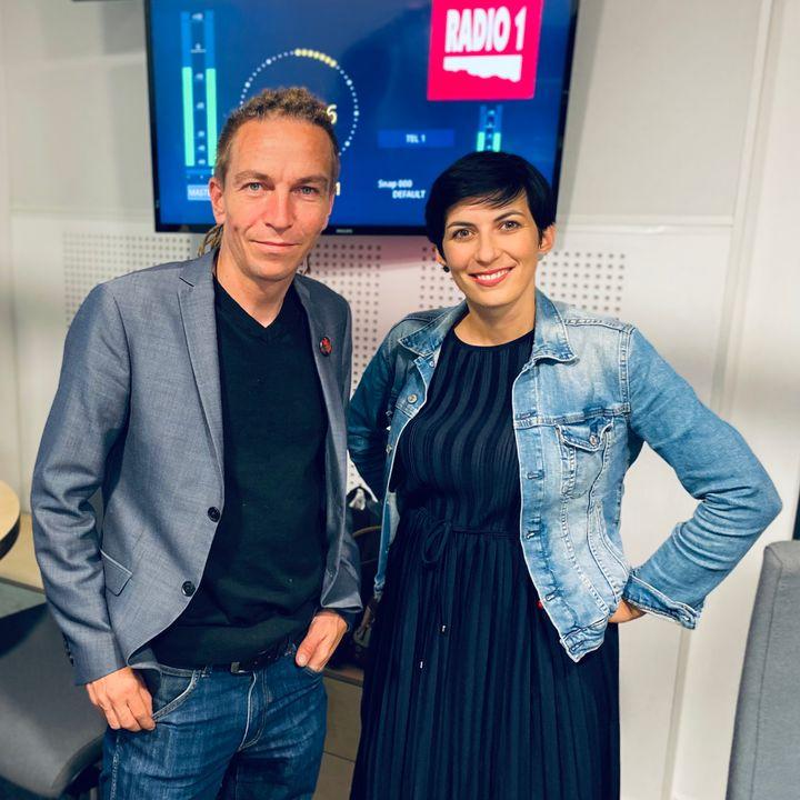 Zátiší 15/9/2021: Markéta Pekarová Adamová & Ivan Bartoš