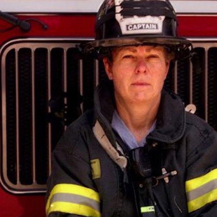 Captain Brenda Berkman FDNY (ret) talks trauma, healing and connection