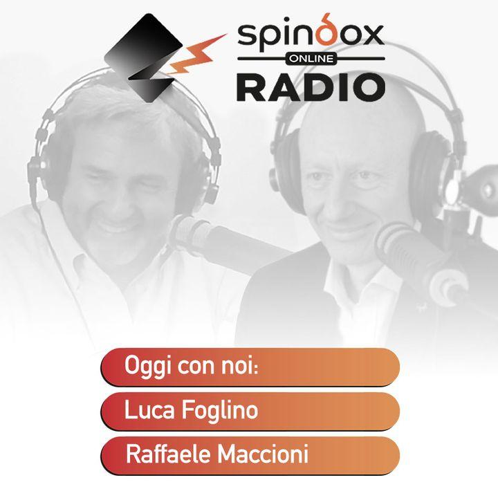 Episodio 11 – Il matrimonio di Spindox e ACT Operations Research. Intervista a Luca Foglino e Raffaele Maccioni