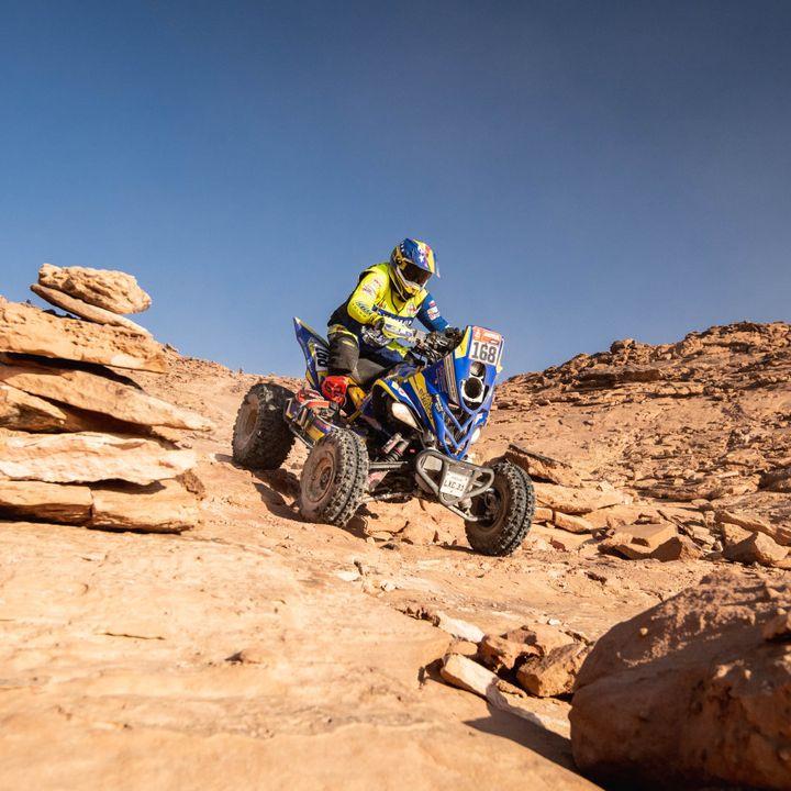 Llegamos a la 10 del Dakar 2021