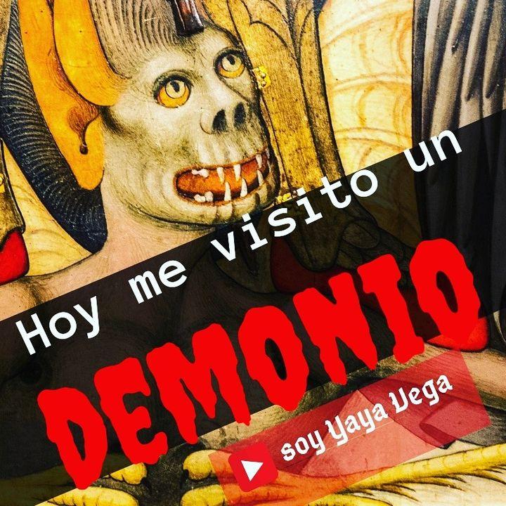 Hoy Me Visito Un Demonio