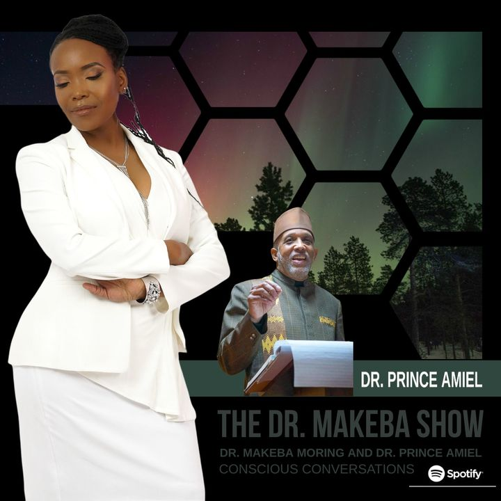 THE DR. MAKEBA SHOW, HOSTED BY DR. MAKEBA MORING - JUN 28