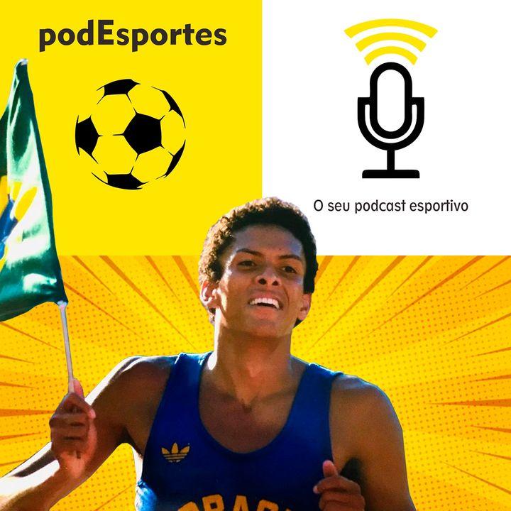 Joaquim Cruz do atletismo no podEsportes