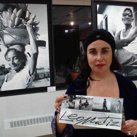 Capítulo 6. Parte 1. Memorias de Alejandra Matiz sobre su padre Leo Matiz, el muralista de la lente.