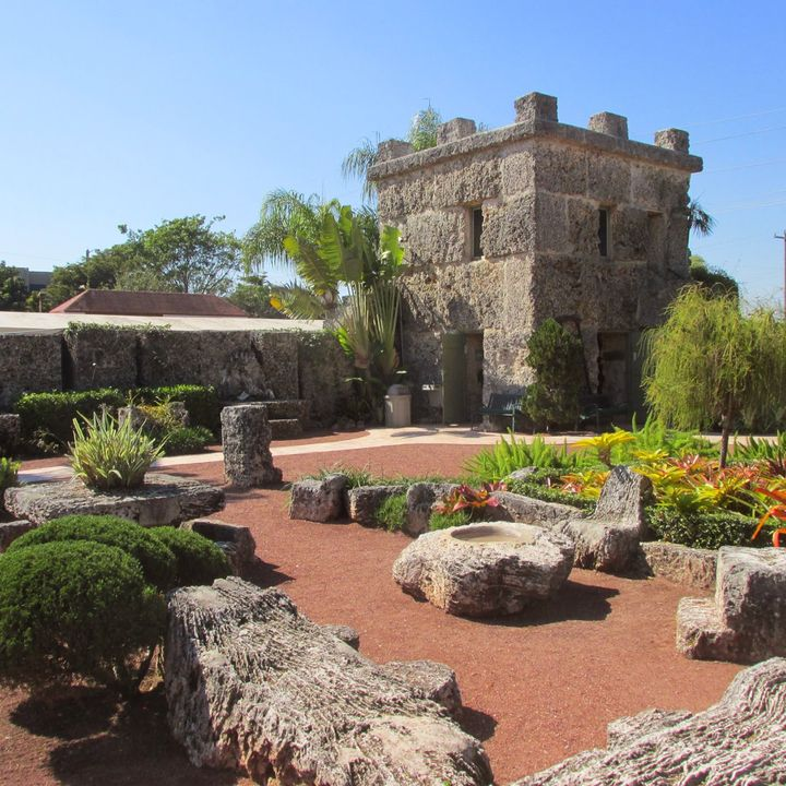 Episode 59 The Curious Conundrum of the Coral Castle