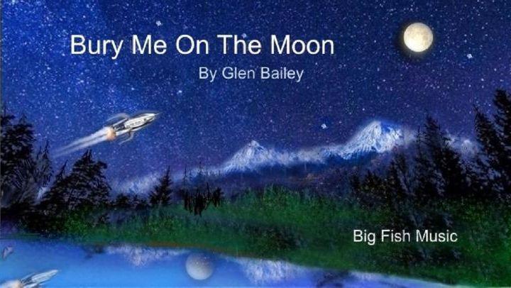 brand new track bury me ob the moon