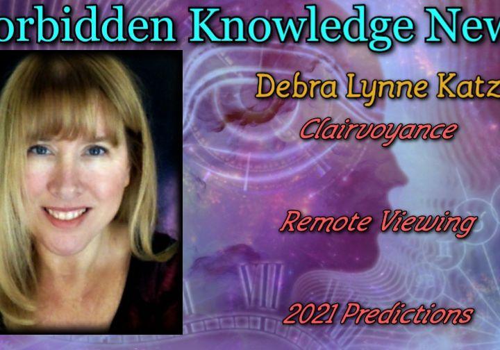 Clairvoyance/Remote Viewing/2021 Predictions with Deborah Lynn Katz