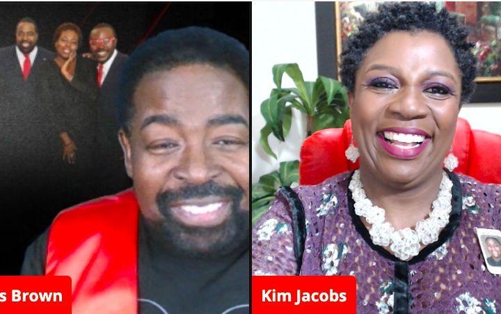 Les Brown Interviews Kim Jacobs - The Balance Doctor