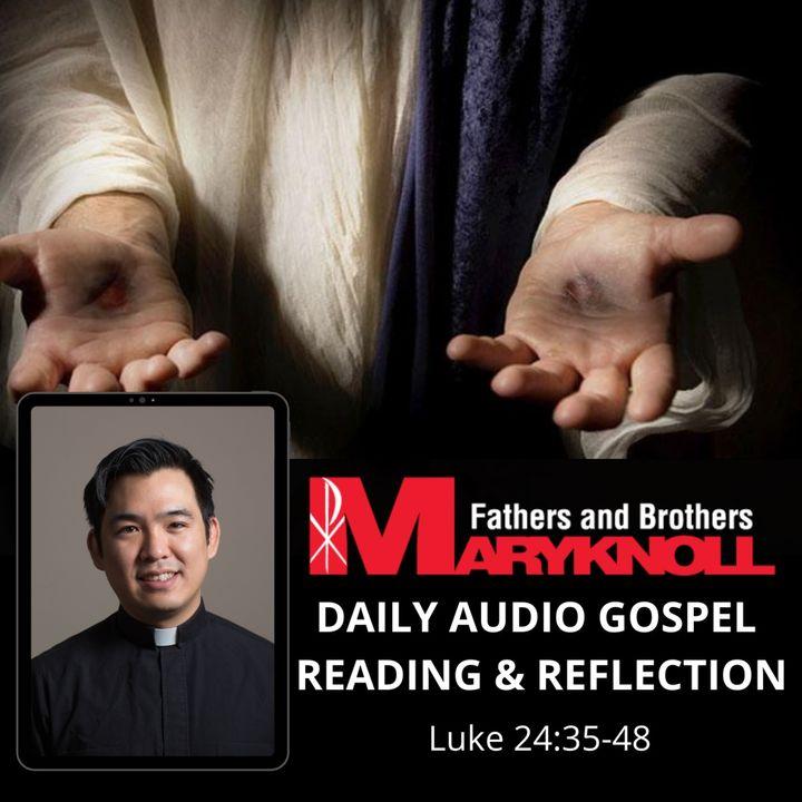 Thursday in the Octave of Easter, Luke 24:35-48