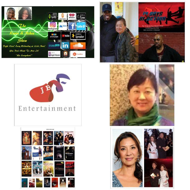 The Kevin & Nikee Show  - Sanrina Pi Chee Chen-Louie - Producer, Executive Producer, Co-Producer, Actress, Distributor and Organizer