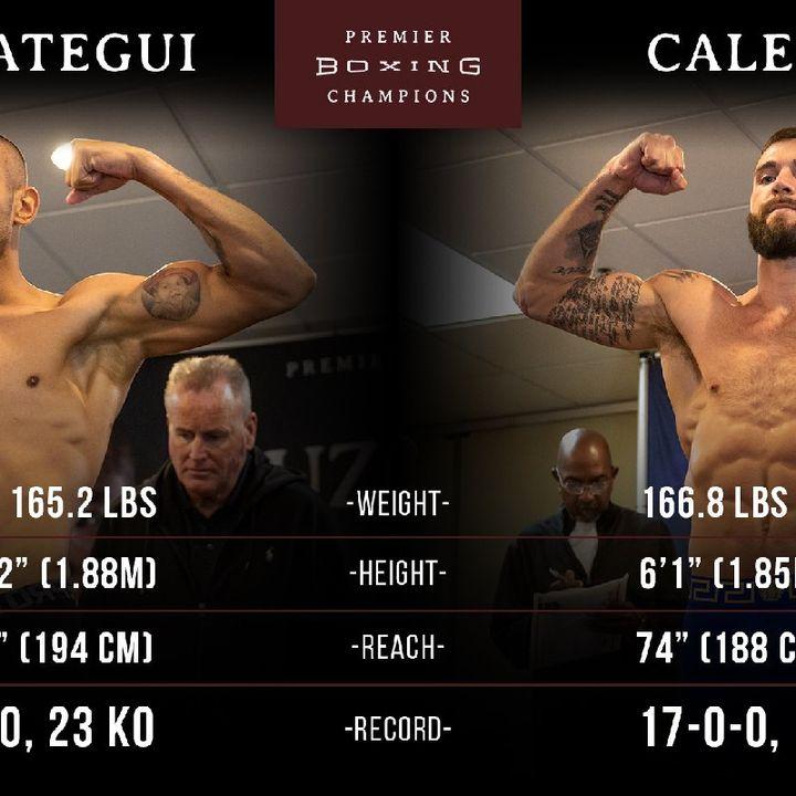 PBC On Fsi IBF Super-Middleweight Fight Jose Uzcategui-Caleb Plant