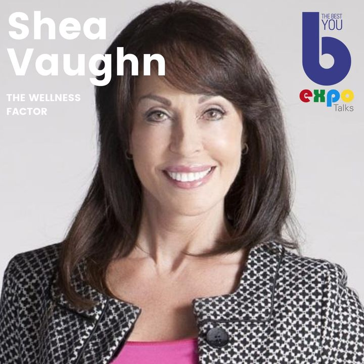 Shea Vaughn at The Best You EXPO