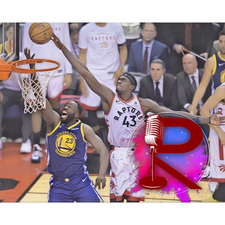 Toronto over the champs , Vanvleet looking like the closer , Saikam 32pts on 14-17 FG . Game on recap right now .