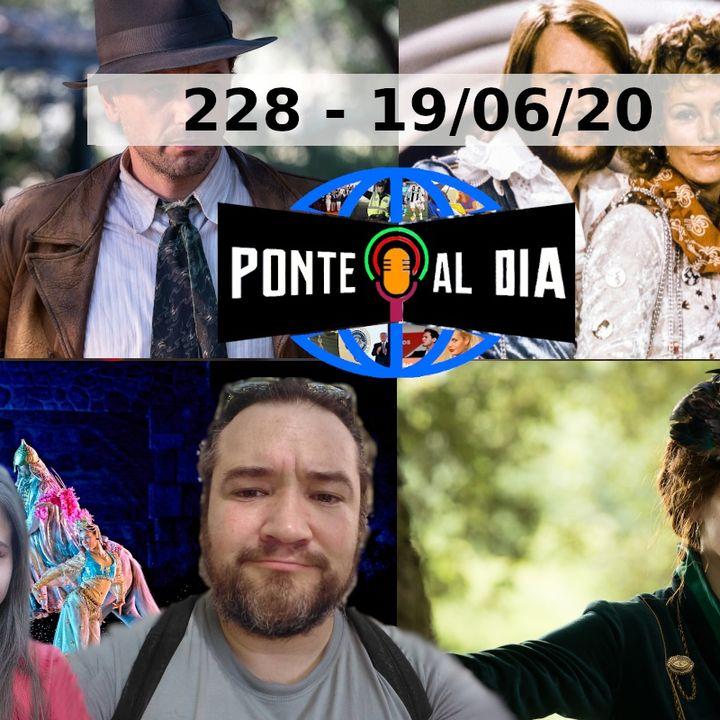 Dia Europeo de la Música   Ponte al día 228 (19/06/20)