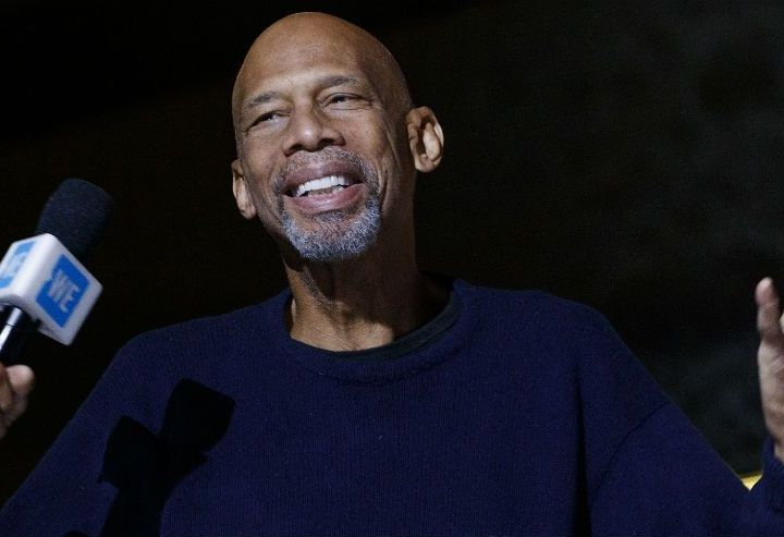 Kareem Abdul Jabbar From The History Channel's Black Patriots Heroes Of The Revolution