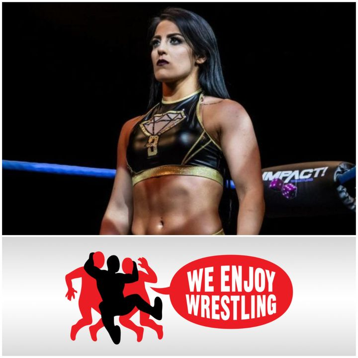 """TESSA BLANCHARD INTERVIEW: Impact Wrestling's """"2019 Wrestler Of The Year"""" Tessa Blanchard on the Hard to Kill PPV, Musical Theater & More!"""