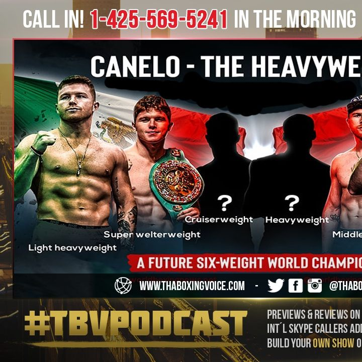 ☎️Mike Tyson: Canelo Alvarez Can Become Heavyweight CHAMPION😱Povetkin vs Whyte Weigh-in Results🔥