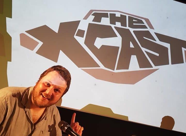 269. The X-Cast LIVE @ Birmingham Podcast Festival