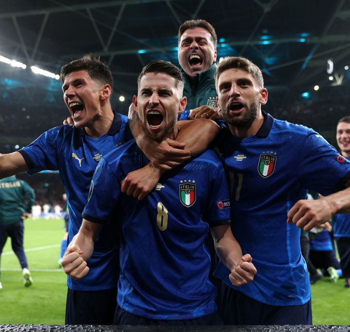 THE AZZURRI ARE GOING TO THE FINAL!! - EPISODE 109