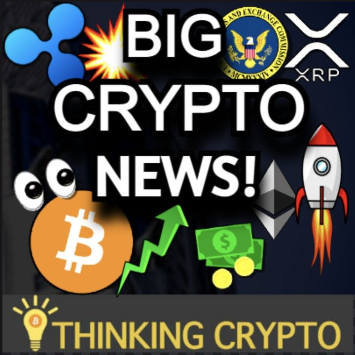Ripple XRP SEC Settlement in the Works? - XRP Markets Report - PayPal UK Crypto Expansion