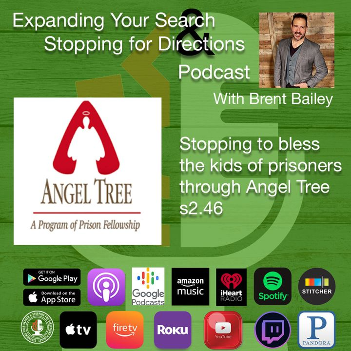 Stopping to bless the kids of prisoners through Angel Tree s2.46