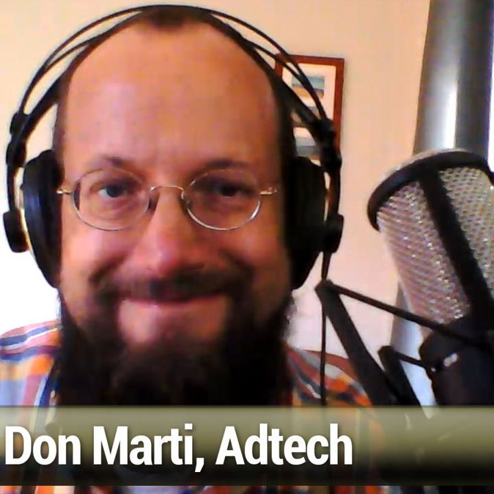 FLOSS Weekly 645: Privacy and Adtech - Don Marti, Adtech