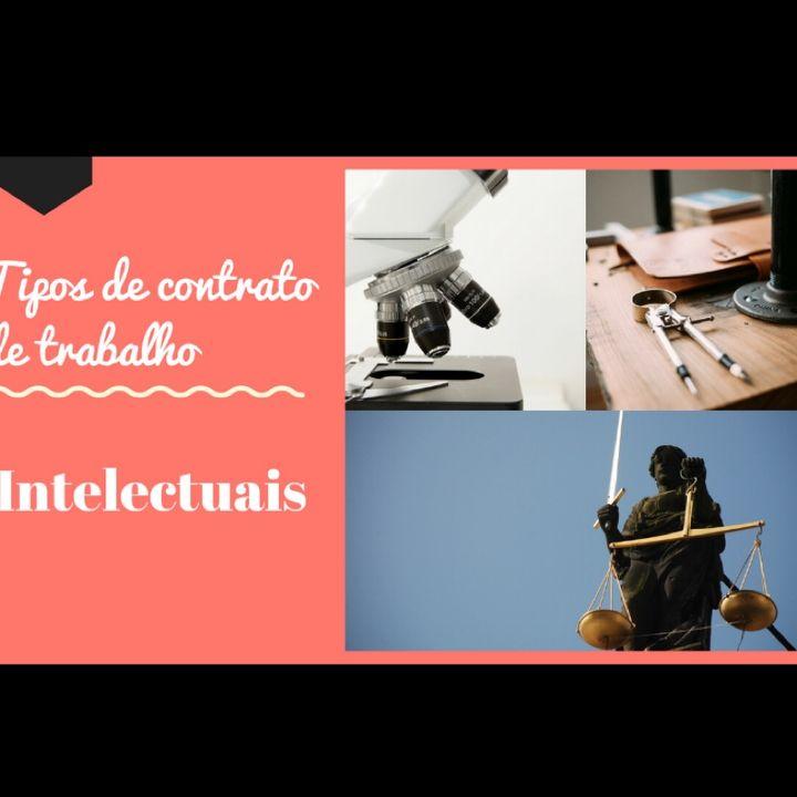 TRABALHO INTELECTUAL (PITADICAS TRABALHISTAS)