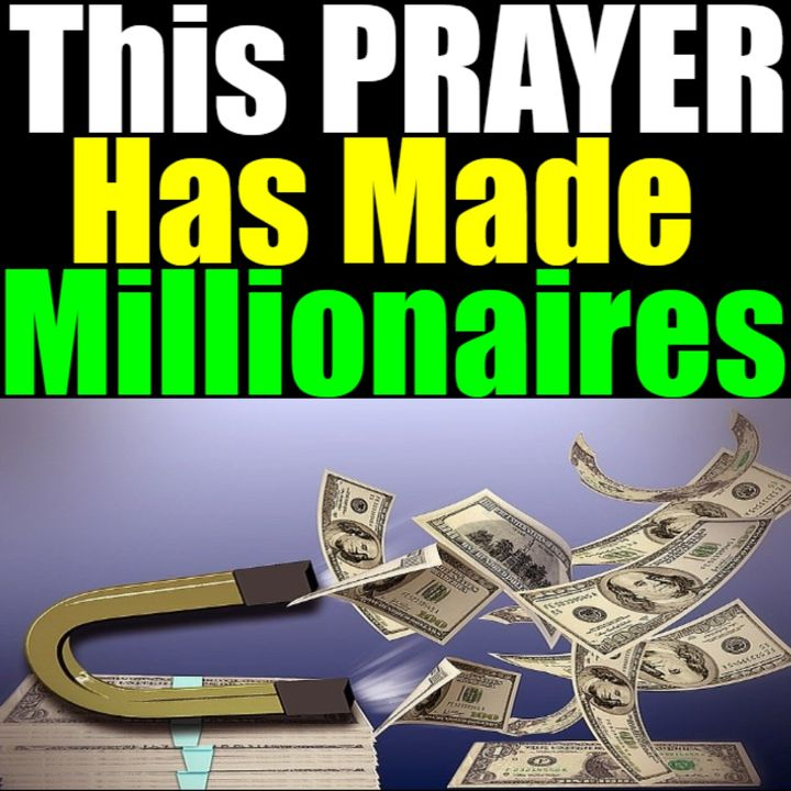 This 2013 MONEY PRAYER has already made MILLIONAIRES, by Brother Carlos Oliveira