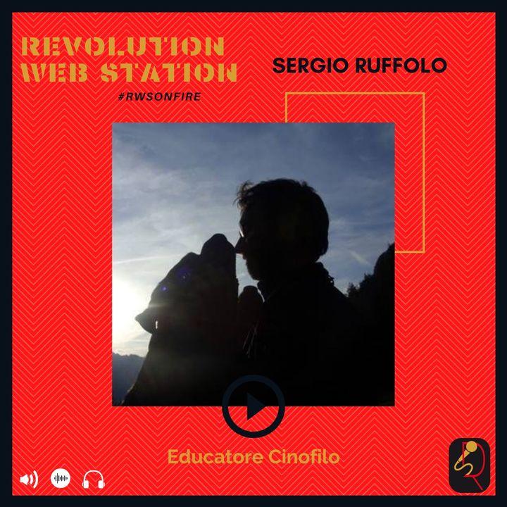 INTERVISTA SERGIO RUFFOLO - EDUCATORE CINOFILO