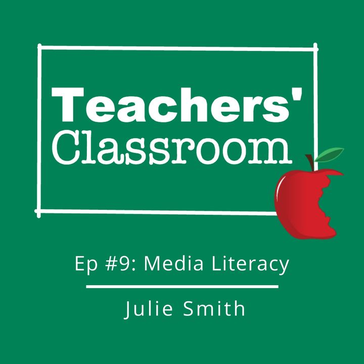 Media Literacy with Professor & Author Julie Smith