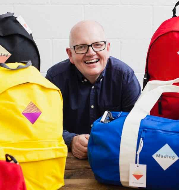Dave Linton, It's Not a Bag, It's Love, OTG