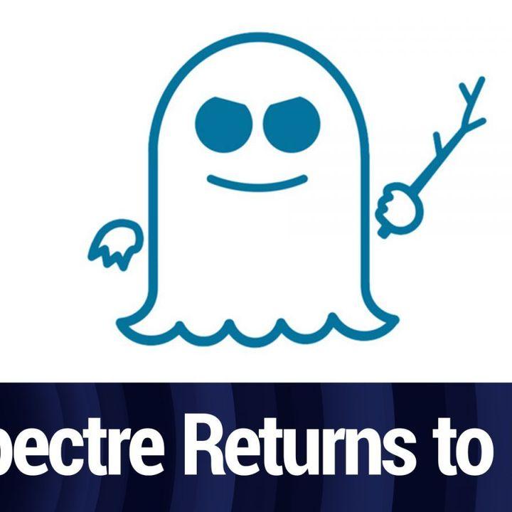 Spectre Returns to Linux | TWiT Bits