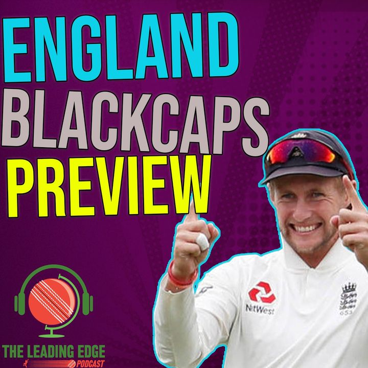 England V New Zealand 1st Test Match Preview (2021)   Cricket Podcast